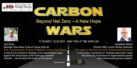 Carbon Wars: Beyond Net Zero – A New Hope tickets