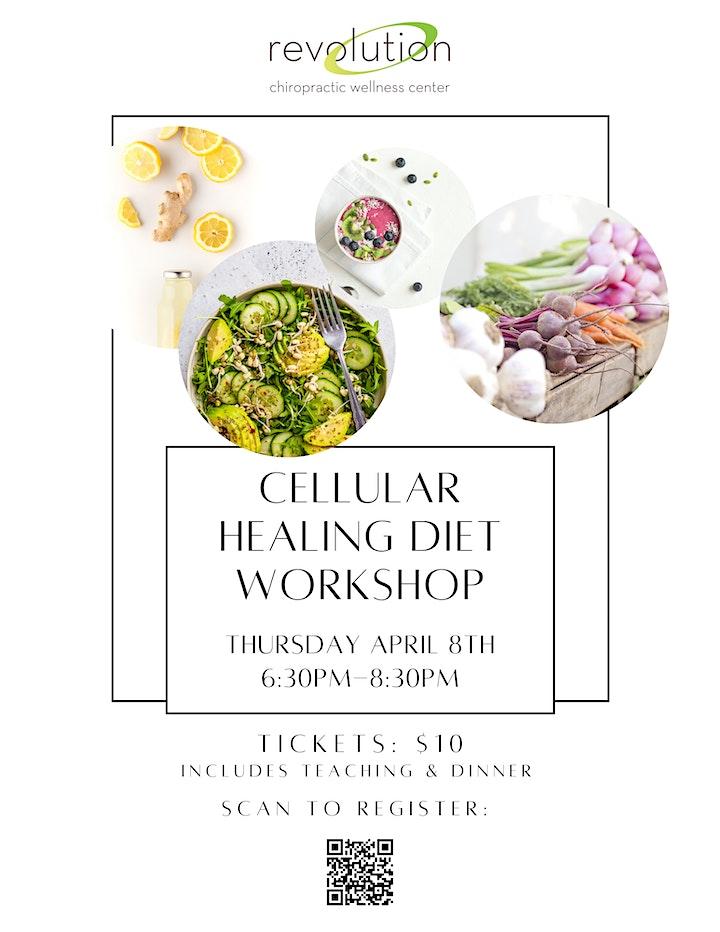 Cellular Healing Diet Workshop image