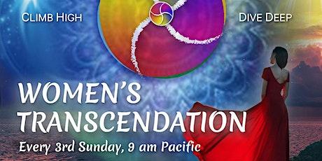 Women's Transcendation boletos