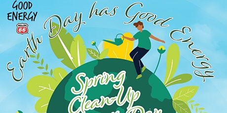 Rodeo Spring Community Clean Up tickets