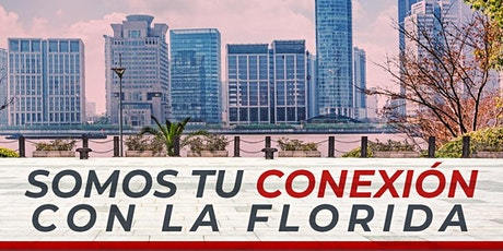 SOMOS TU CONEXIÓN CON LA FLORIDA entradas