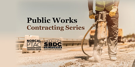 Public Works  Contracting Series |  Managing Projects,  Risks, Insurance tickets