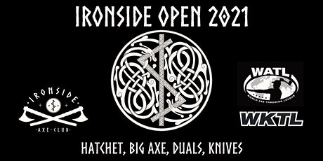 Ironside Open 2021 tickets