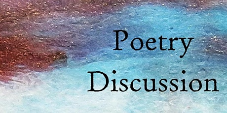 Poetry Discussion—Ursula K. Le Guin tickets