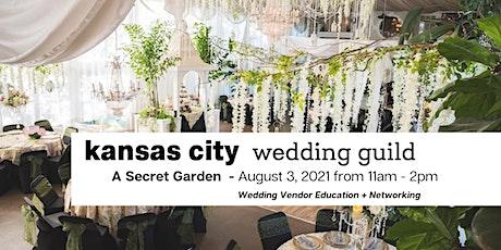 KC Wedding Guild - August Luncheon tickets