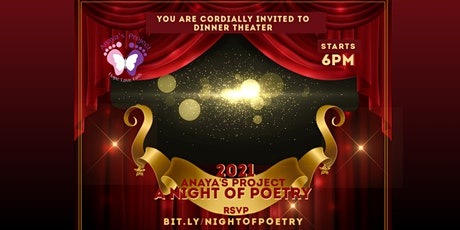 A Night of Poetry Dinner Theater tickets