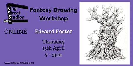 Fantasy Drawing Workshop tickets