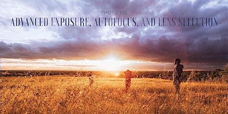 Advanced Exposure, AutoFocus, and Lens Selection - Photo 102 (Online) tickets