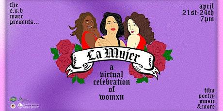 La Mujer: A Celebration of Womxn entradas