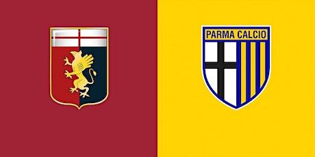 ITA-STREAMS@!. Parma - Genoa in. Dirett Live 2021 biglietti