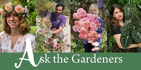 Ask the Gardeners! tickets