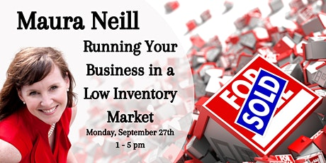 Running Your Business in a Low Inventory Market billets