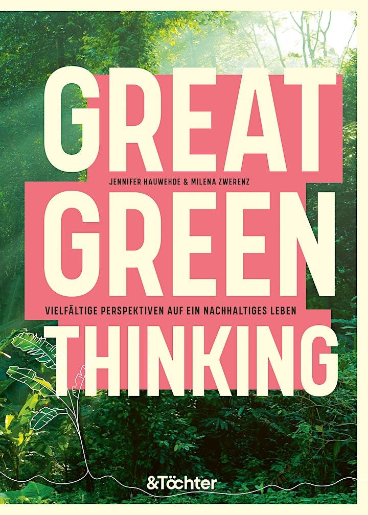 Great Green Thinking - Buchparty: Bild