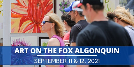 2021 Art on the Fox Algonquin tickets