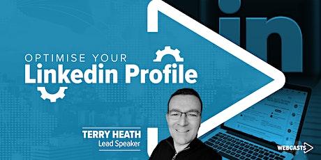 Optimise Your LinkedIn Profile billets