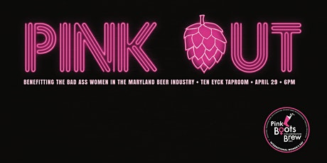 PINK OUT! PBS-Greater MD Tap Takeover tickets