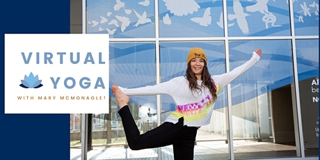 Virtual Event: Yoga with Mary McMonagle '16 - Apr 19 tickets