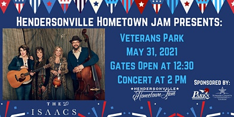 Hendersonville Hometown Jam Presents: The Isaacs tickets