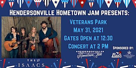 Hendersonville Hometown Jam Presents: The Isaacs tickets