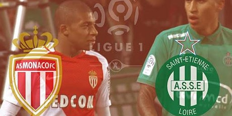DIRECT..//**\\MATCH@!!..-##@ Saint-Étienne - Monaco  E.n direct Live tv billets