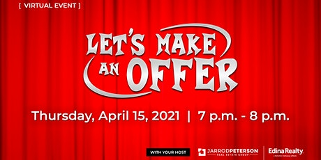Let's Make an Offer - Client Appreciation Event tickets