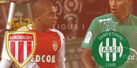 (Gratuit)... Saint-Étienne - Monaco  E.n direct Live tv 2021 billets