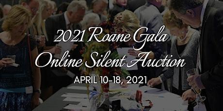 2021 Roane Alliance Gala Silent Auction tickets