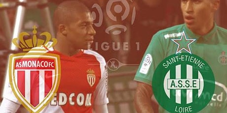 LIVE@!! Saint-Étienne - Monaco  E.n direct Live tv 2021 billets