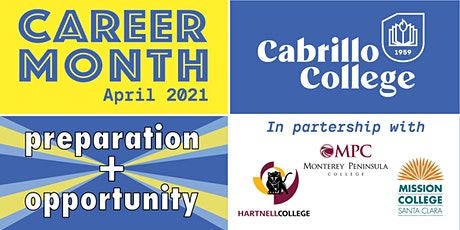 Cabrillo College Career Fair: Health & Public Safety tickets