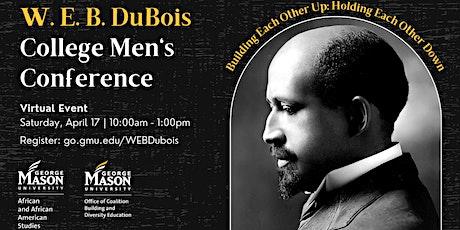 2021 W.E.B. Dubois College Men's Conference tickets