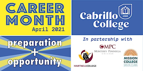 Cabrillo College Career Fair: STEM tickets