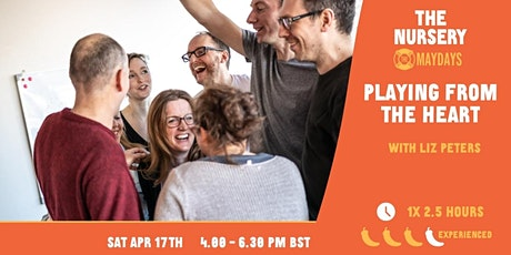 Online Improv Elective: Playing From the Heart tickets