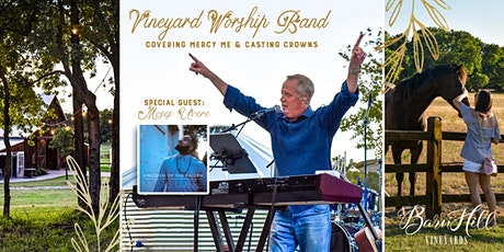 Mercy Me & Casting Crowns Covered by Vineyard Worship Band!!! tickets