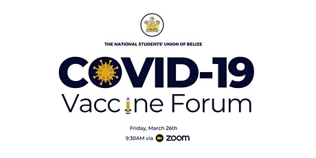 NSUB COVID-19 Vaccine Forum tickets