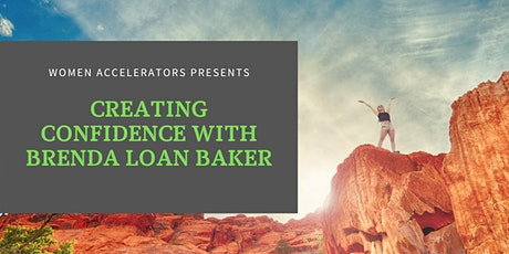 Creating Confidence with Brenda Loan Baker tickets