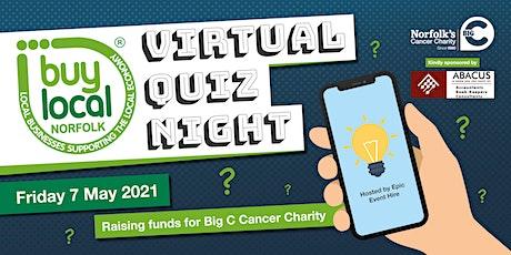 Buy Local Norfolk Virtual Quiz Night tickets