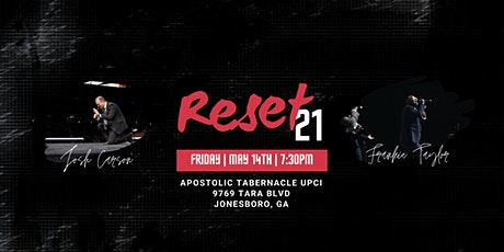 RESET21 tickets