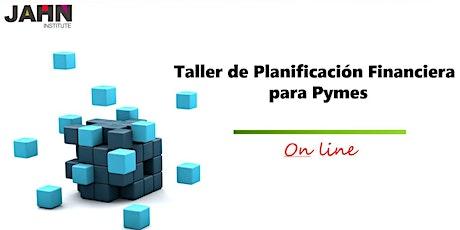 Taller de Planificación Financiera para Pymes entradas