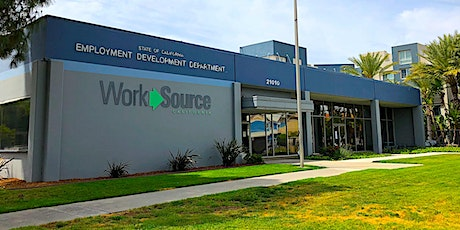 Canoga Park WorkSource Center Job Fair tickets