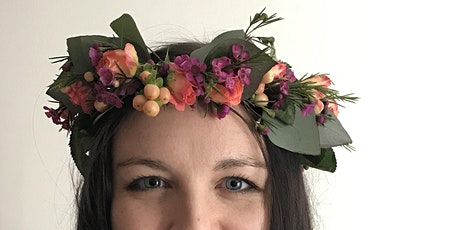 Crowns and Cupcakes (Mothers' Day Flower Crowns) tickets