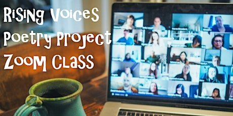 UWSP Rising Voices Zoom Poetry Class tickets