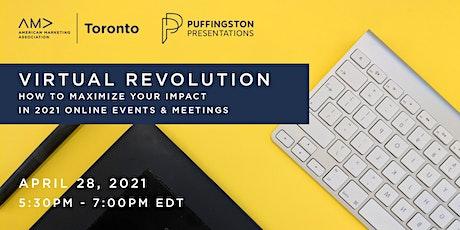 AMA Toronto - Marketing Networking Group tickets