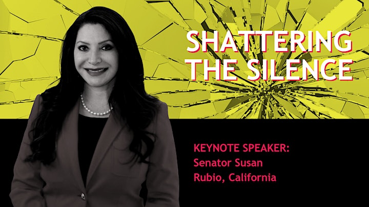 Shattering  the Silence: A Conversation on Sexual Assault image