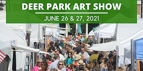 2021 Deer Park Art Show tickets