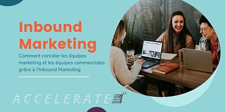 Comment concilier le marketing et la vente grâce à l'inbound Marketing billets