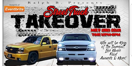 Street Truck Take Over 99 Speed Way Stockton tickets