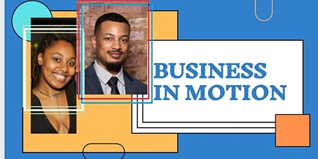 Business in motion tickets