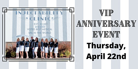 VIP Anniversary Event tickets