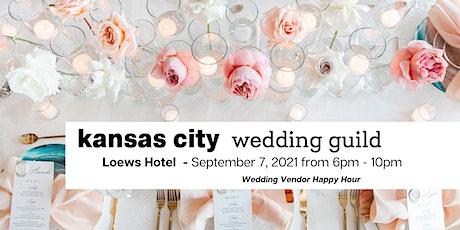 KC Wedding Guild - September Happy Hour tickets
