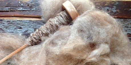 Drop Spindle Wool Yarn Spinning with Linda Akers tickets